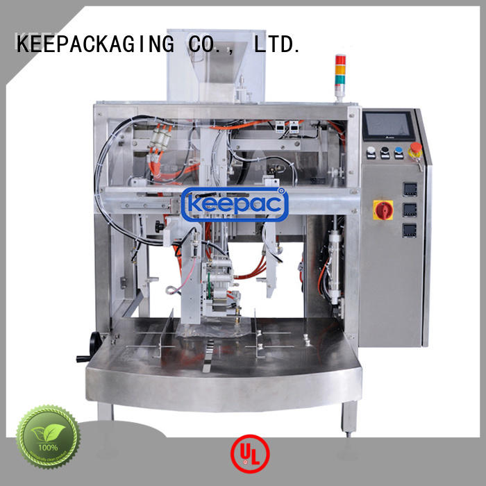 cost-effective snack food packaging machine multi bag format manufacturing for food
