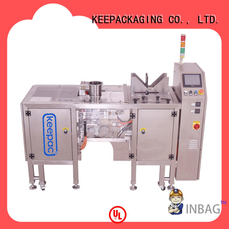Wholesale food packaging machine multi bag format Suppliers for pre-openned zipper pouch