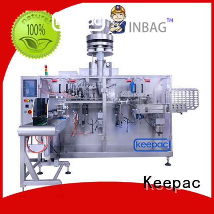 safe industrial packaging machines spout factory for beverage
