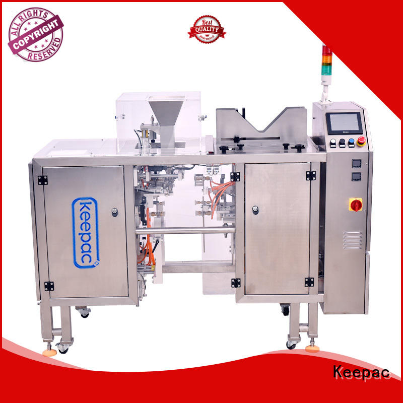 Keepac good price small food packaging machine wholesale for food