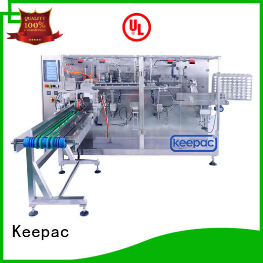 Keepac linear automatic tea packing machine manufacturer for commodity