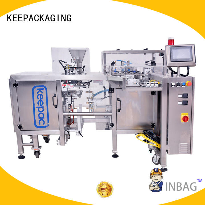 Wholesale small food packaging machine different sized company for beverage