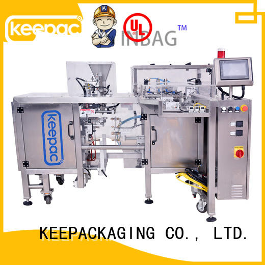 adjustable automatic grain packing machine stainless steel 304 factory direct for food