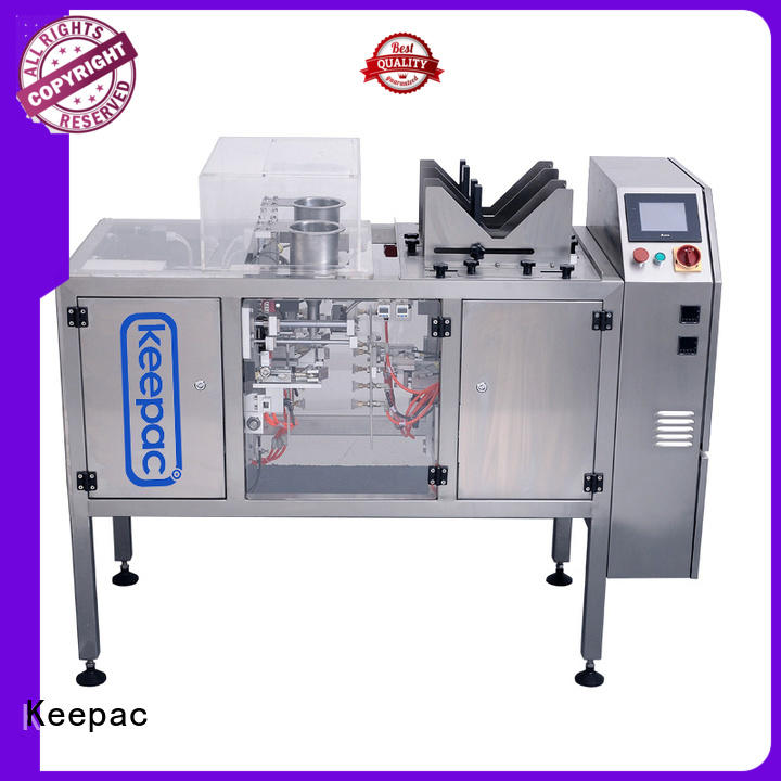 Keepac efficient grain packing machine manufacturing for food