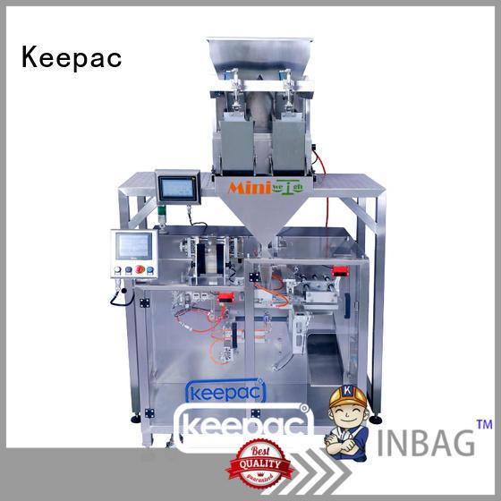 Keepac efficient milk powder packing machine supplier for food