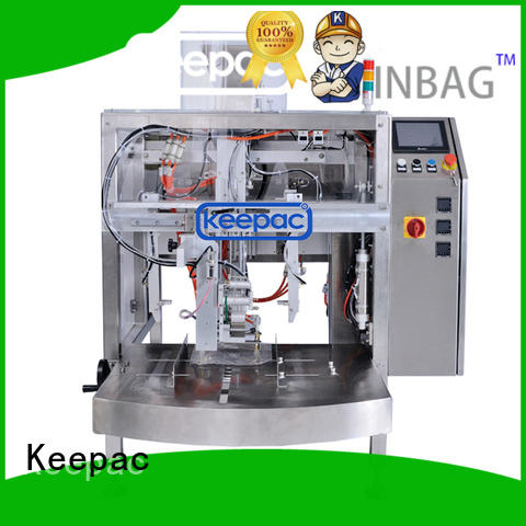Keepac low cost small food packaging machine manufacturing for beverage