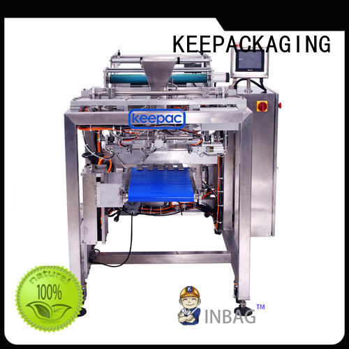 good quality biscuits packing machine easy running factory direct for food