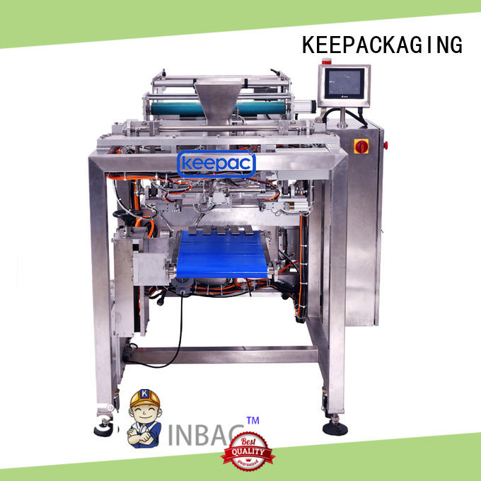 Keepac cost-effective automatic packing machine factory direct for zipper bag
