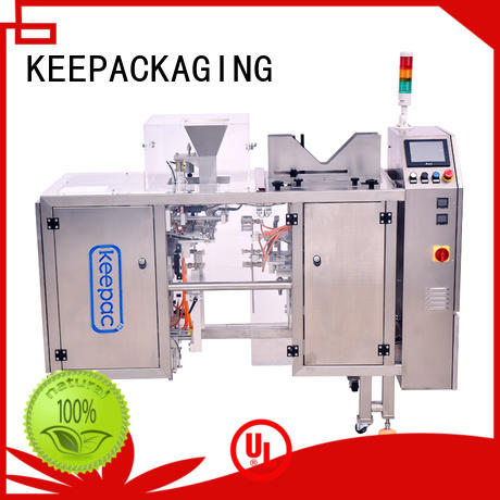 Keepac different sized food packaging machine wholesale for beverage
