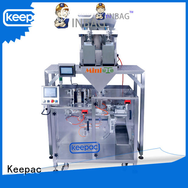 Keepac New seal packing machine Suppliers for food