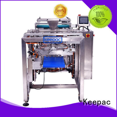 convenient rice packing machine easy running factory direct for standup pouch