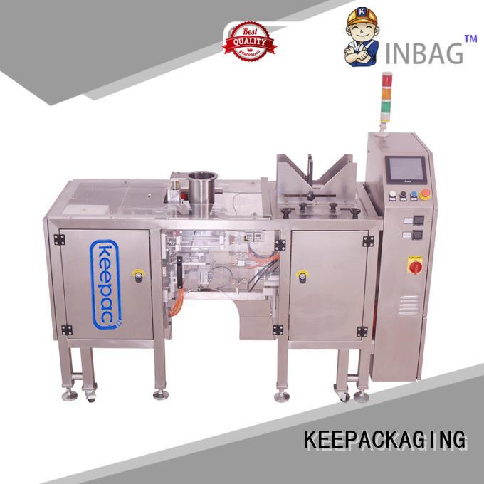 Keepac multi bag format food packaging machine Supply for beverage