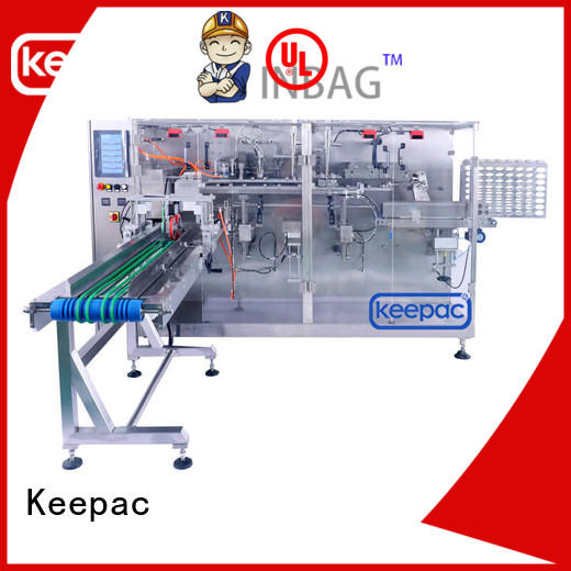 Keepac New industrial packing machine factory for beverage
