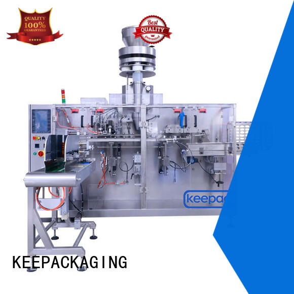 spout industrial packaging machines supplier Keepac