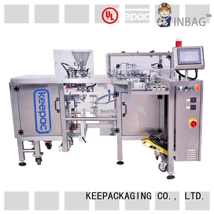 Keepac good price grain packing machine wholesale for beverage