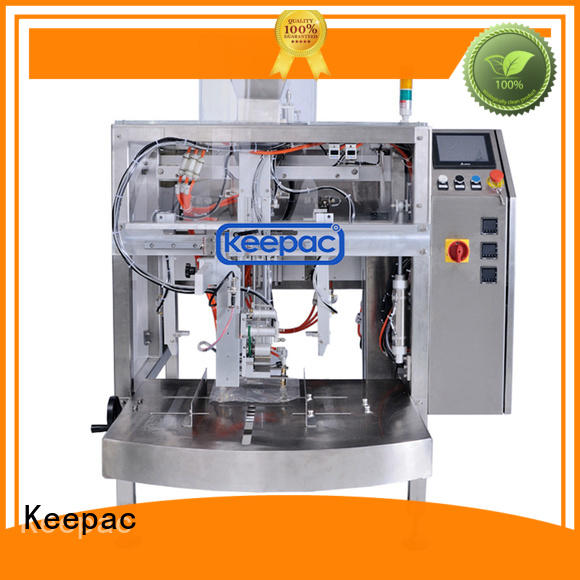 Keepac efficient product packaging machine multi bag format for beverage