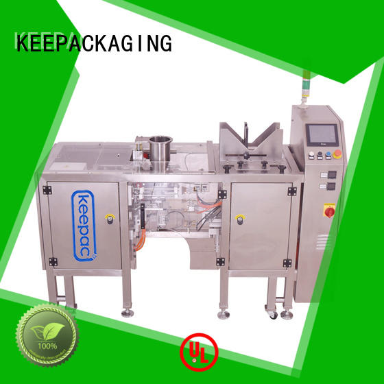 Keepac mini food packaging machine customized for beverage