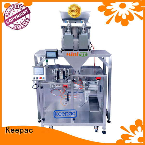filler automatic Keepac Brand seal packing machine