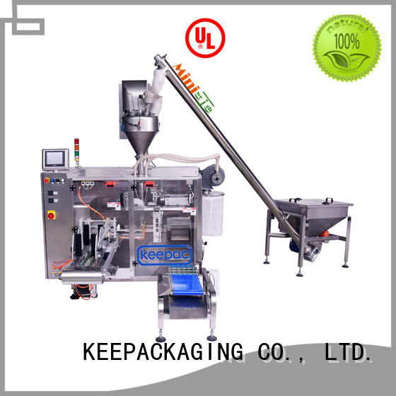 High-quality powder pouch packing machine linear company for food