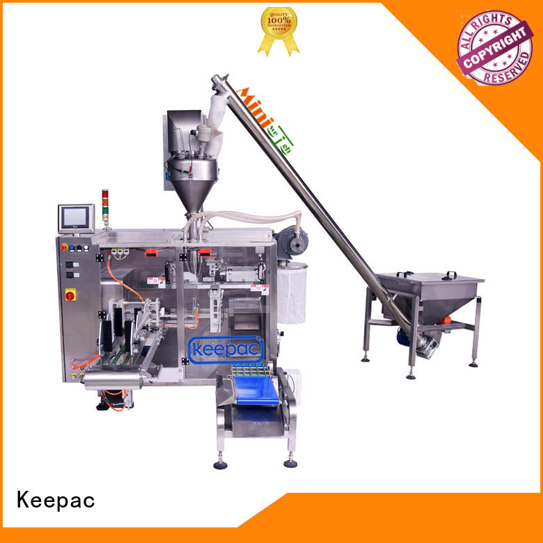 Keepac New powder packing machine Suppliers for zipper bag
