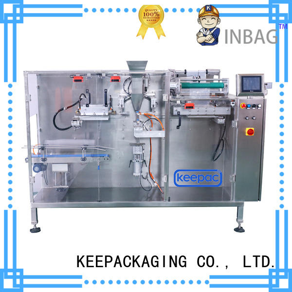 Keepac cup low cost packing machine factory for beverage