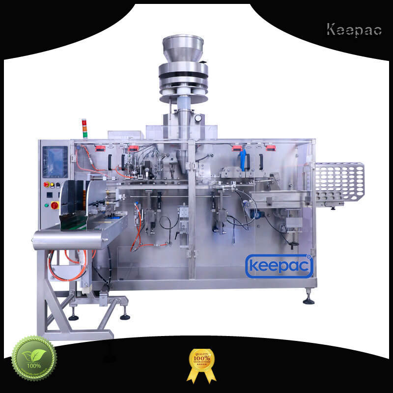 Keepac corner packaging machine design supplier for commodity