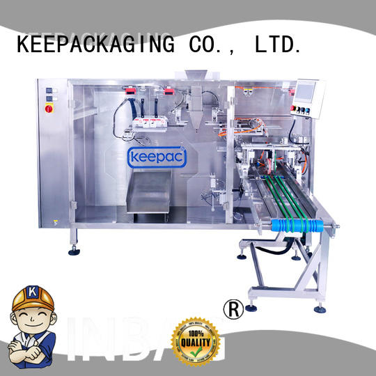heavy duty popcorn packaging machine supplier for standup bag