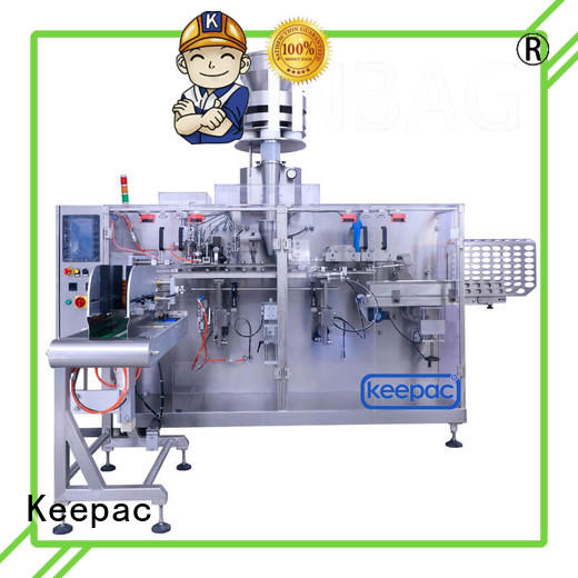 Keepac spout filling packing machine manufacturer for beverage