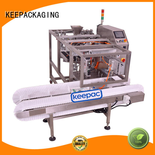 multi bag format noodles packing machine stainless steel 304 for beverage Keepac