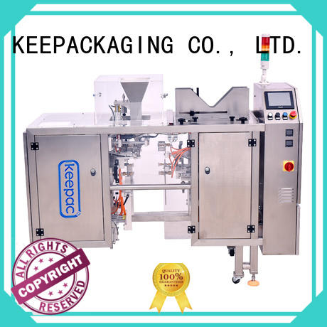 adjustable food packaging machine different sized manufacturing for food
