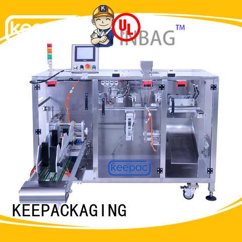 Keepac Best pick fill seal machine Supply for zipper bag