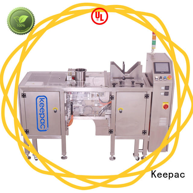 cost-effective small food packaging machine quick release factory direct for pre-openned zipper pouch
