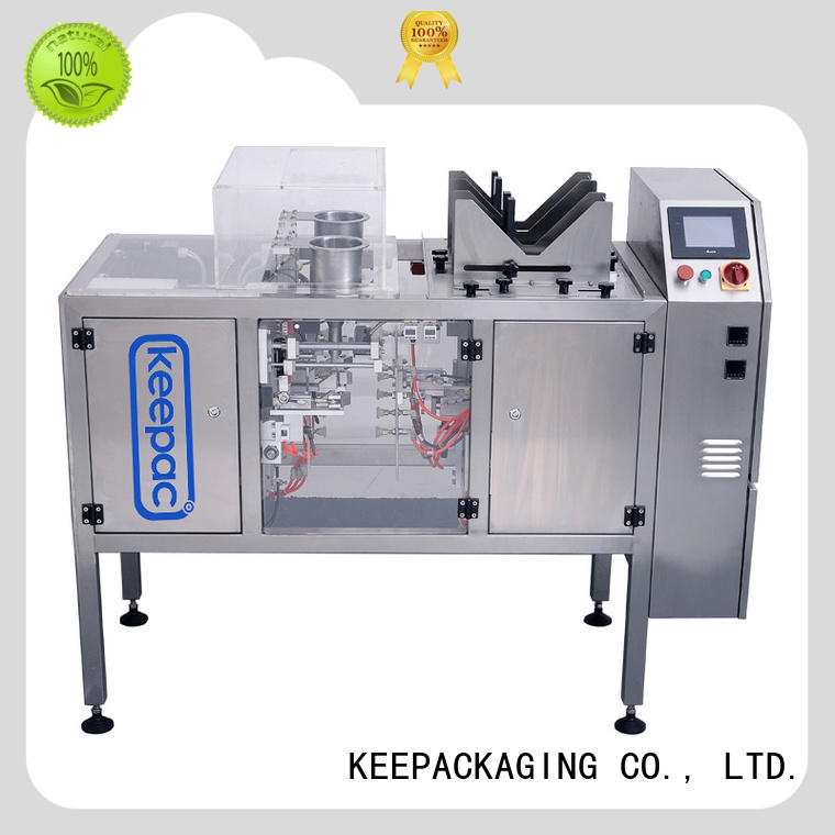 automatic automatic grain packing machine multi bag format factory direct for beverage