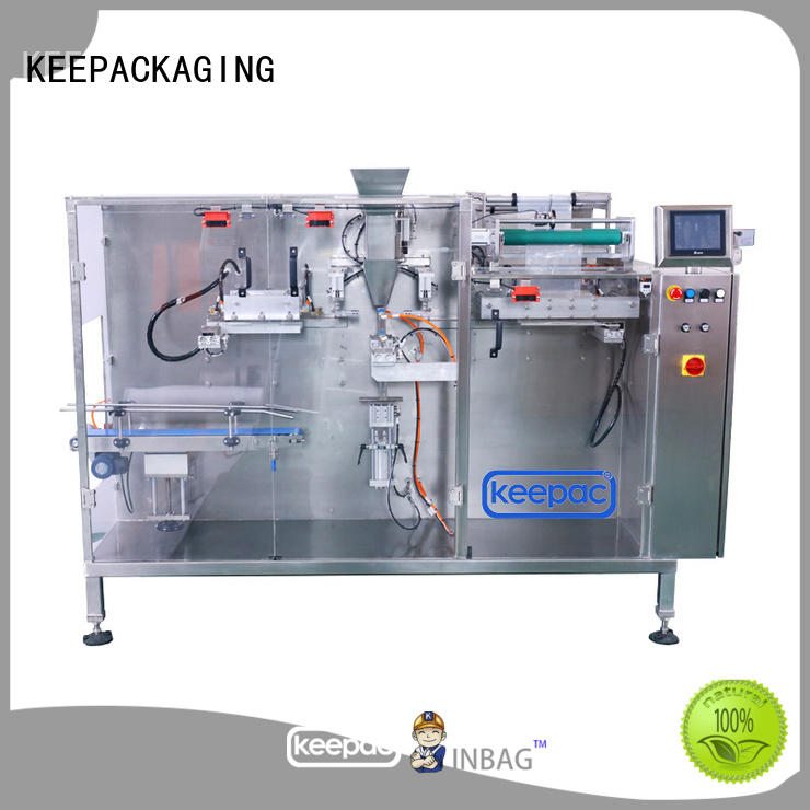 Keepac durable industrial packing machine customized for food