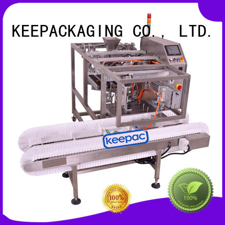 Keepac Best food packaging machine for business for pre-openned zipper pouch