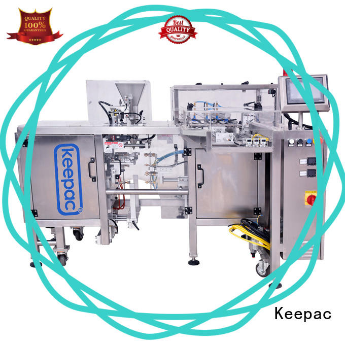 professional chips packaging machine quick release wholesale for pre-openned zipper pouch