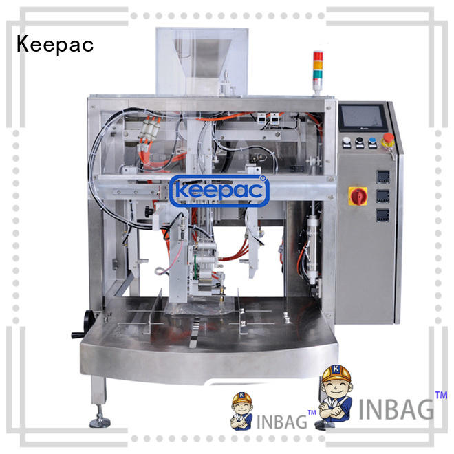 Keepac efficient food packaging machine factory direct for beverage