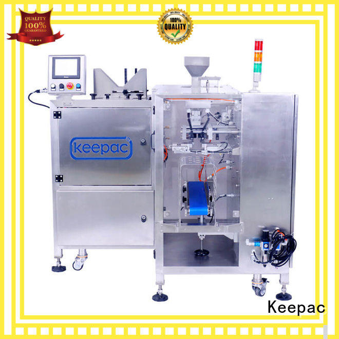 automatic grain packing machine multi bag format for beverage Keepac