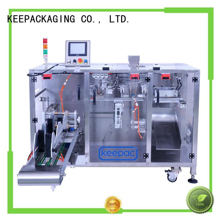 linear machine duplex for zipper bag Keepac