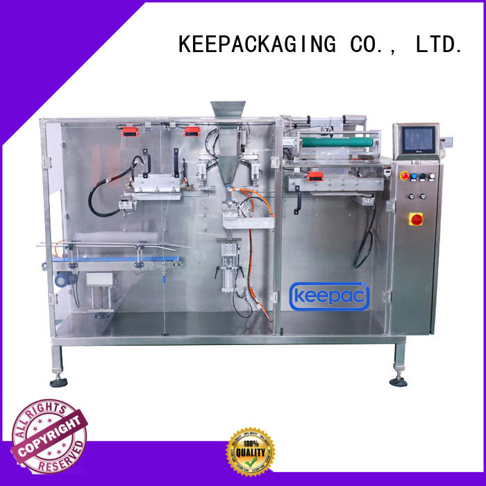 Keepac durable best packing machine cup