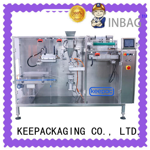 Keepac linear automatic tea packing machine factory for food