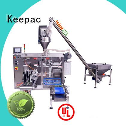 Keepac high quality seal packing machine manufacturer for zipper bag