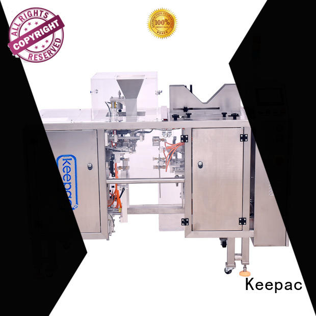 cost-effective food packaging machine quick release factory direct for pre-openned zipper pouch