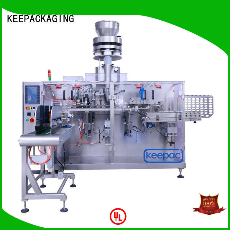 Keepac safe types of packaging machines factory for beverage