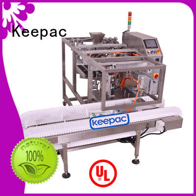 low cost chips packaging machine stainless steel 304 factory direct for pre-openned zipper pouch