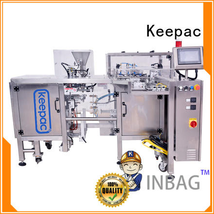 chips packaging machine multi bag format for beverage Keepac