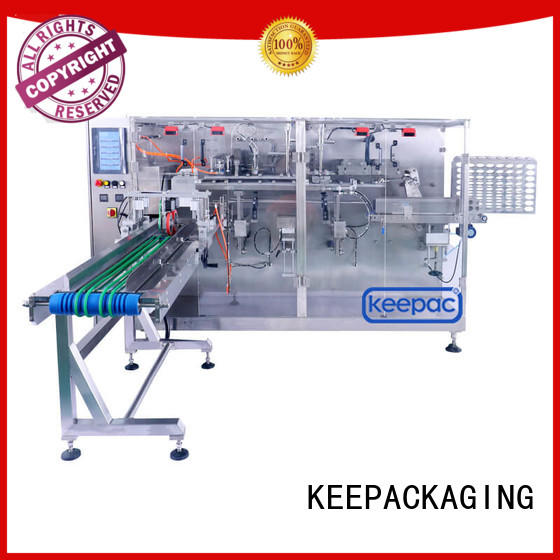 Keepac Top packaging machine design Supply for commodity