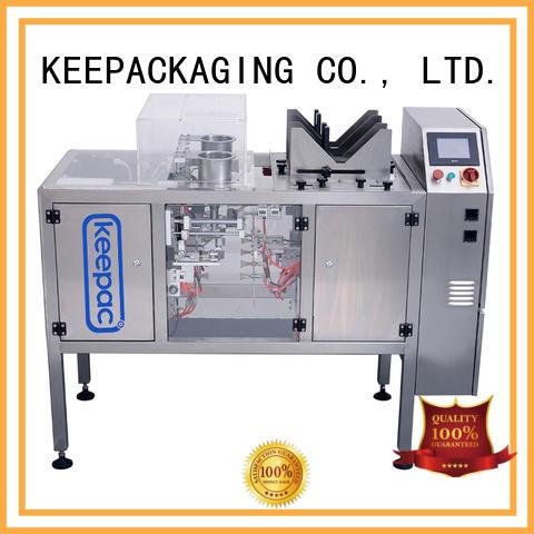 Keepac adjustable food packaging machine wholesale for food