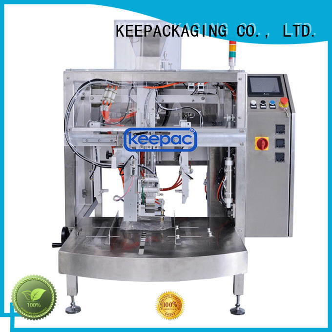 Keepac different sized chips packaging machine company for beverage