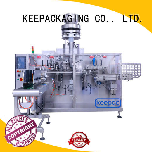 buy packing machine cup for commodity Keepac